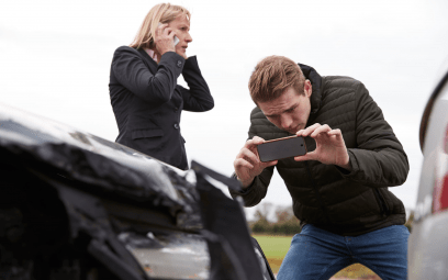 Road Safety Week what to do if you've been involved in a car crash
