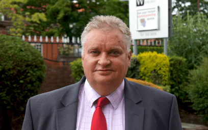 David Barker Head of insolvency at Winston Solicitors