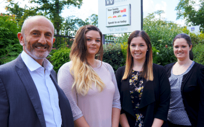 Winston Solicitors supports Will Aid 2017