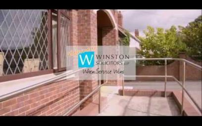 Embedded thumbnail for A clients perspective – Welcome to Winston Solicitors